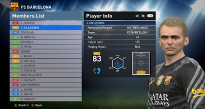 PES 2016 PTE 6.0 Transfers Update Aug. 26 by ramin_cpu
