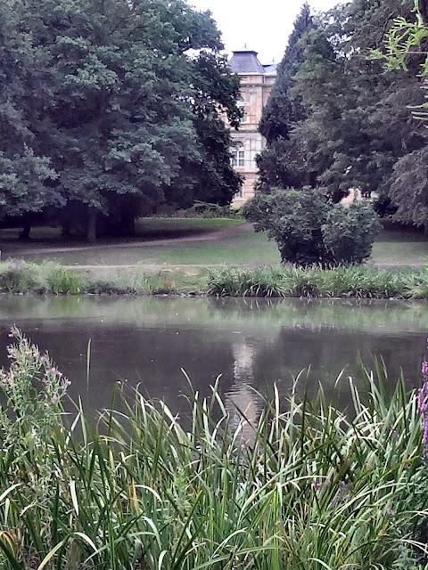Schlosspark. Gotha