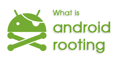 Explain the rooting term for android devices
