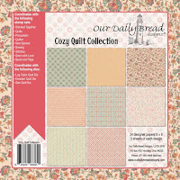 ODBD Cozy Quilt Paper Collection