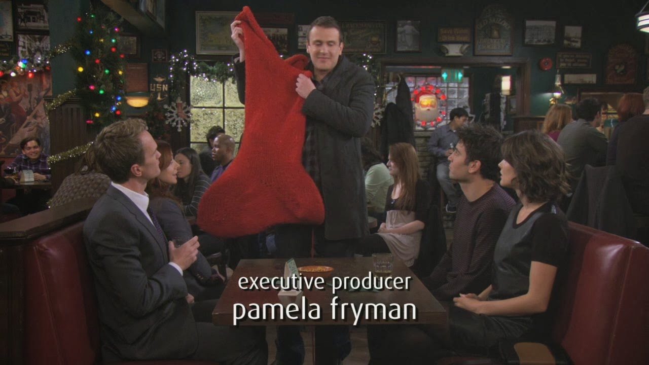 How I Met Your Mother Christmas.How I Met Your Mother Christmas Episodes Part Two