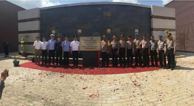 Heboh Kantor Polisi Bersama Indonesia - China di Ketapang, Kalbar