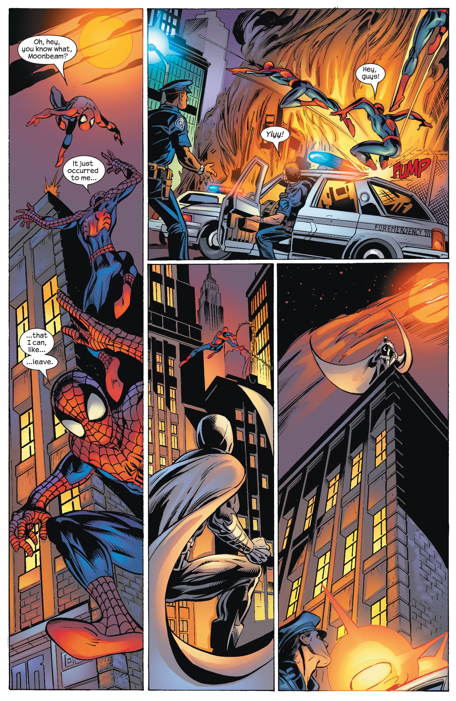 Read online Ultimate Spider-Man (2000) comic -  Issue #80 - 9