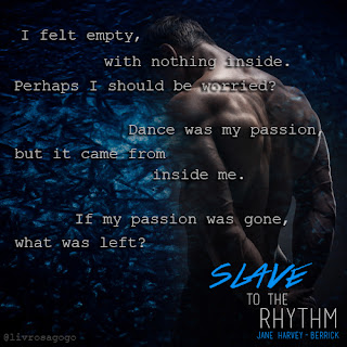 Slave To The Rhythm - Jane Harvey-Berrick