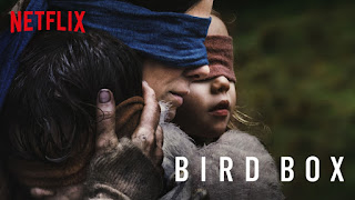 movie poster for Bird Box