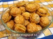 Klobásové koláčiky - recept