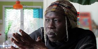 Musique: Le musicien Geoffrey Oryema, voix de l'exil africain, est mort