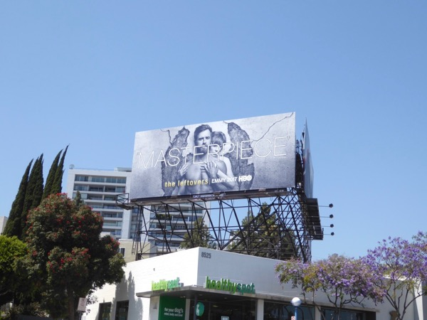 Leftovers season 3 Emmy FYC billboard