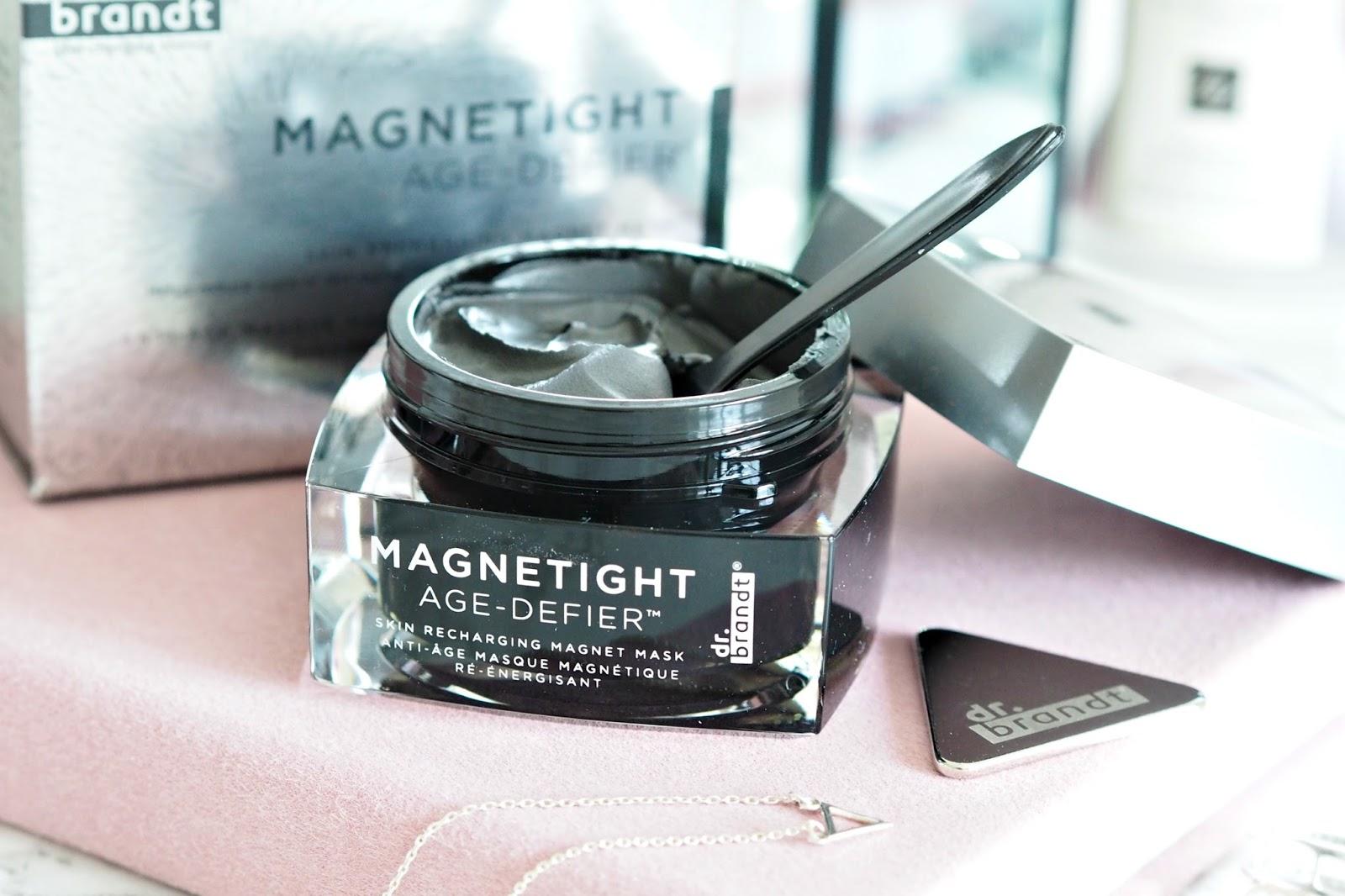 Dr Brandt Magnetight Age-Defier Skin Recharging Magnet Mask review