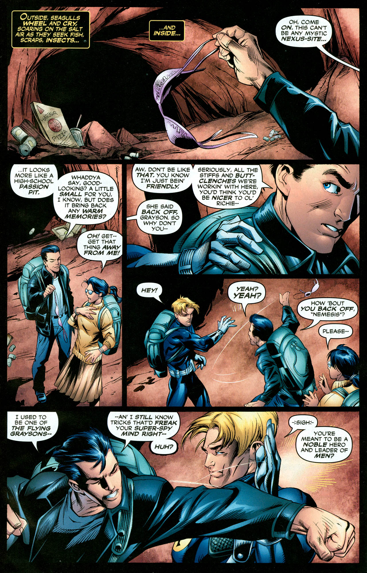 Read online Trinity (2008) comic -  Issue #28 - 3