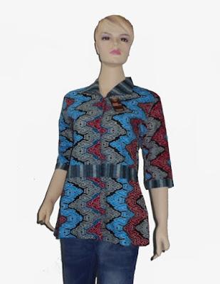 25+ Baju Batik Pekalongan Wanita – Pria, Model Terbaru 2018, Limited Edition