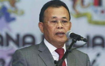 Spekulasi Sebab Dato' Osman Sapian Meletak Jawatan MB Johor