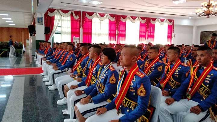 Kasad : Lulusan Akmil, Perwira berkarakter, Profesional Sekaligus Akademisi