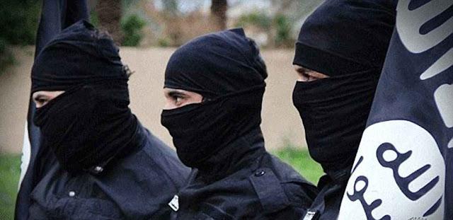 Três mil russos no ISIS.