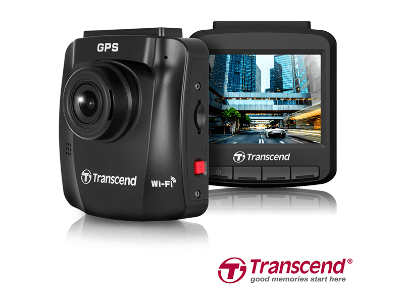 Transcend Launches DrivePro 230 Dashcam