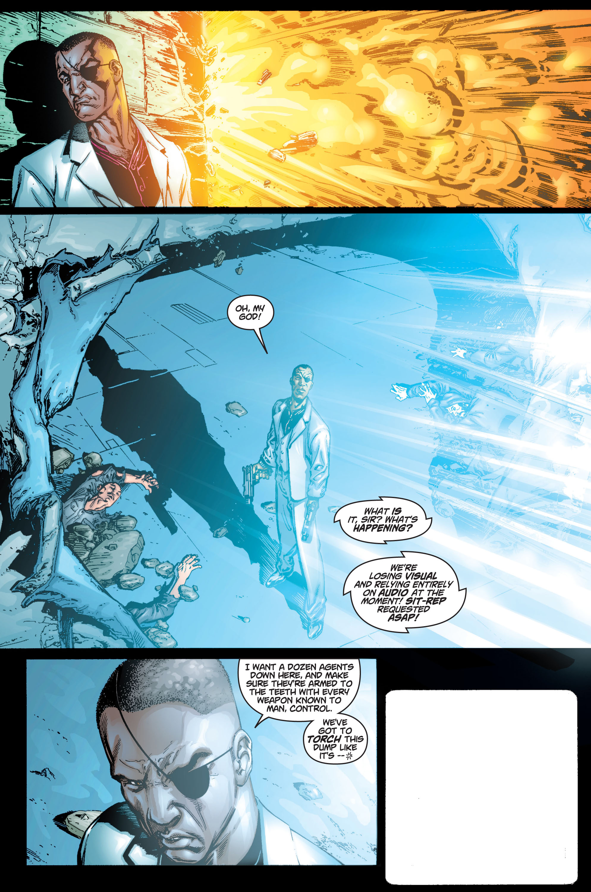 Read online Ultimate X-Men comic -  Issue #9 - 11