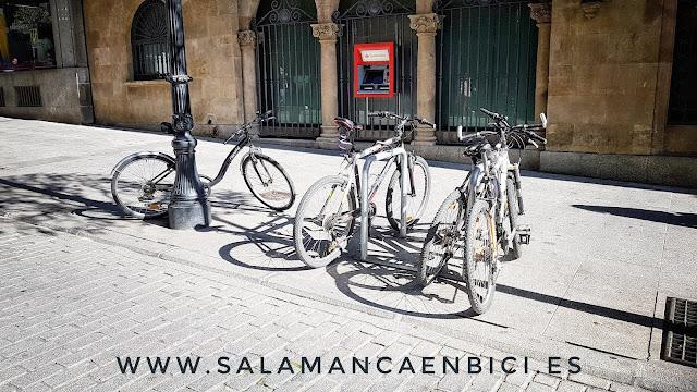 salamanca en bici, salamancaenbici, carril bici salamanca