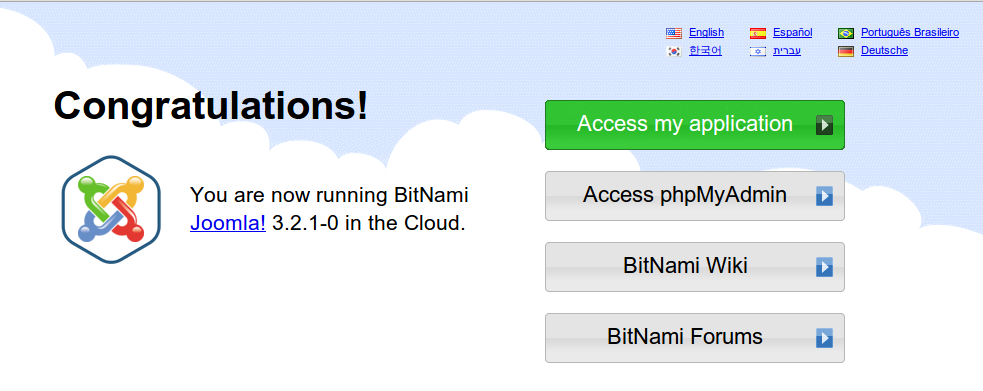How to Setup Bitnami Joomla on Amazon ec2 - Cloud Computing