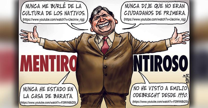 Carlincaturas Miércoles 10 Enero 2018 - La República