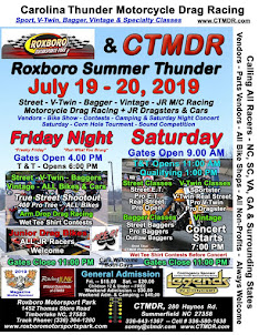 Roxboro Summer Thunder