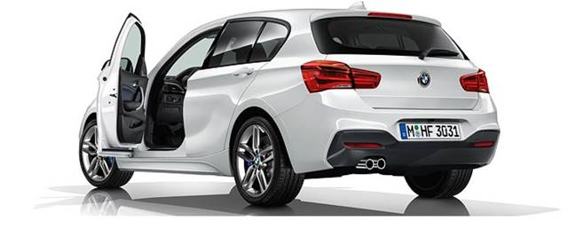 2017 BMW M135i Facelift Review