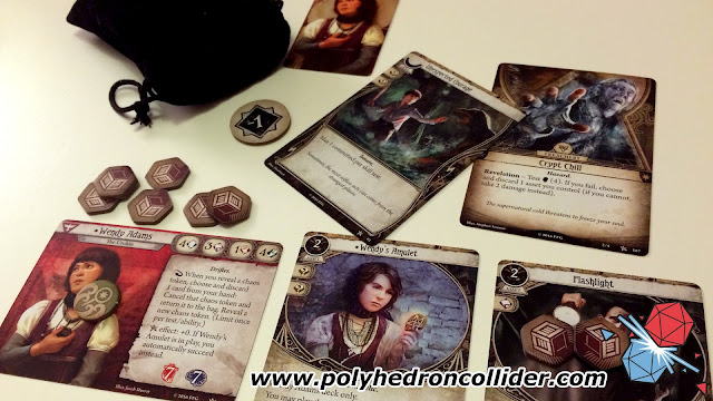 Arkham Horror Card Game LCG review Wendy