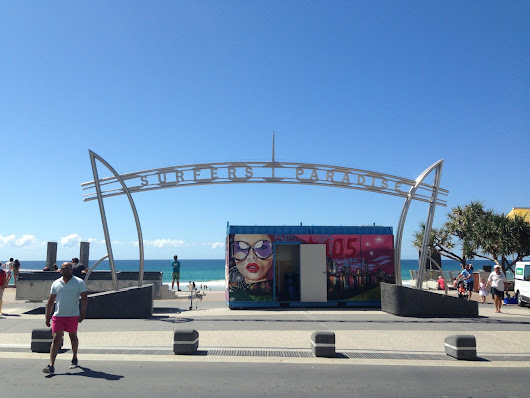 Why you need to be in Surfers Paradise