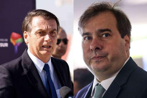 BBW2Kl6 - Centrão mirou em Maia e Bolsonaro ao atrapalhar reforma, dizem fontes