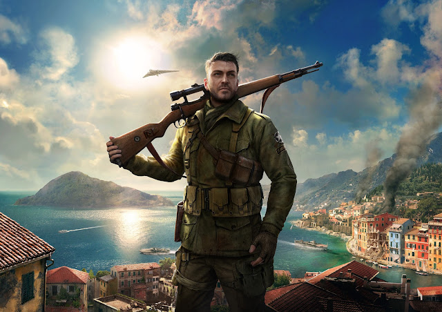 Sniper Elite 4 PC Game Free Download For Windows XP