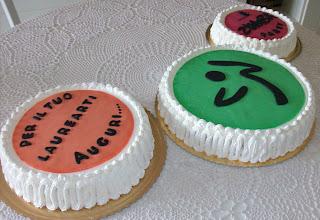 Torte decorate by Francesca  Sistema solare
