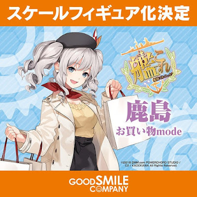 Novedades de Good Smile Company en el Wonder Festival 2018 Winter