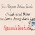 Seri Pelajaran Basa Sunda Bagian 10, Undak-usuk Basa Sunda (Basa Loma-Basa Lemes)