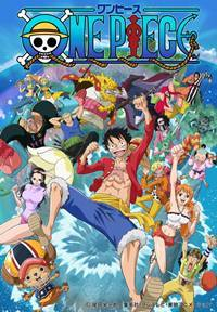 anime adventure action fantasy one piece