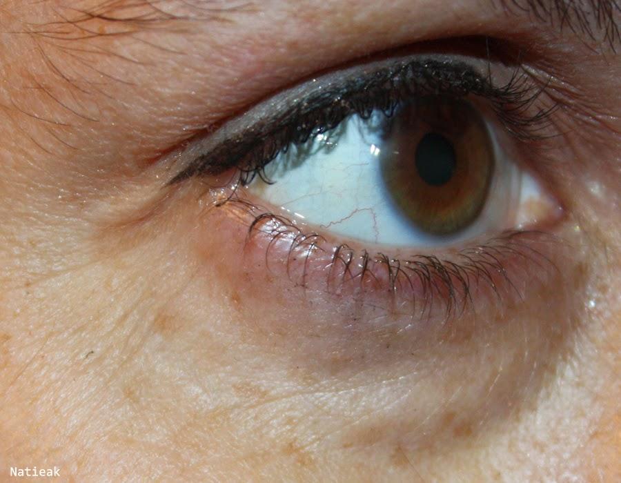 Jour 0 Perle et caviar de l'Institut Arnaud  Masque contour des yeux