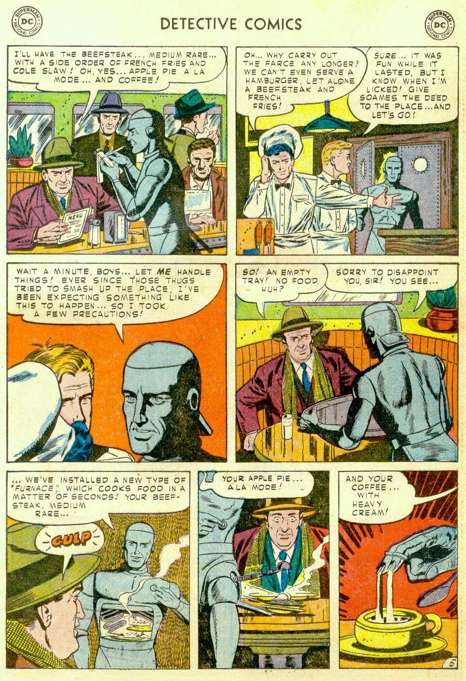 Read online Detective Comics (1937) comic -  Issue #184 - 31