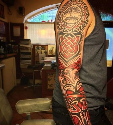 Top 50 Best Celtic Tattoos Designs For Men And Women 2018