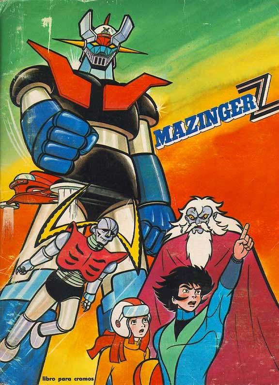 MAZINGER Z (1972) español latino