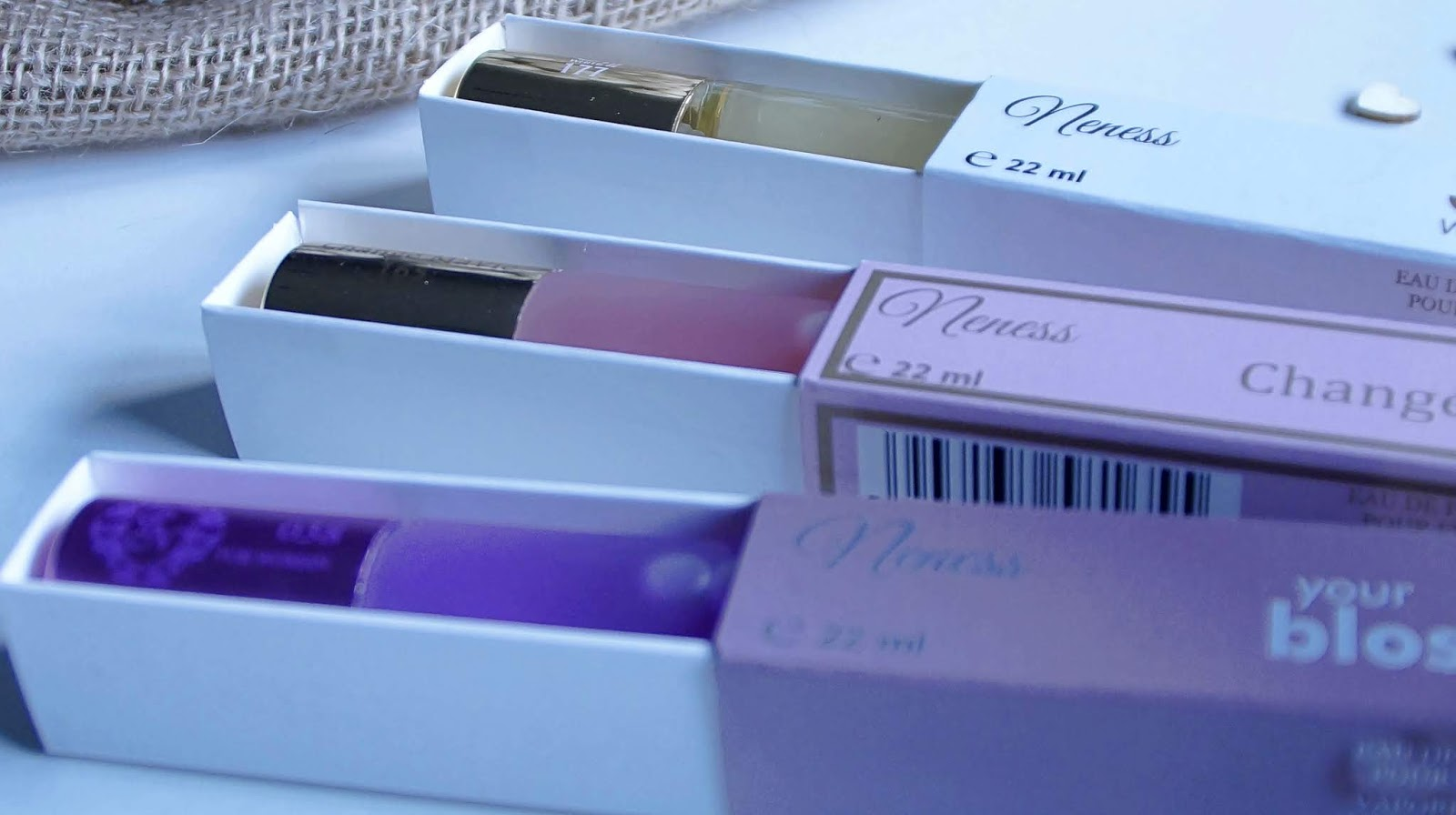 Perfumeria Neness
