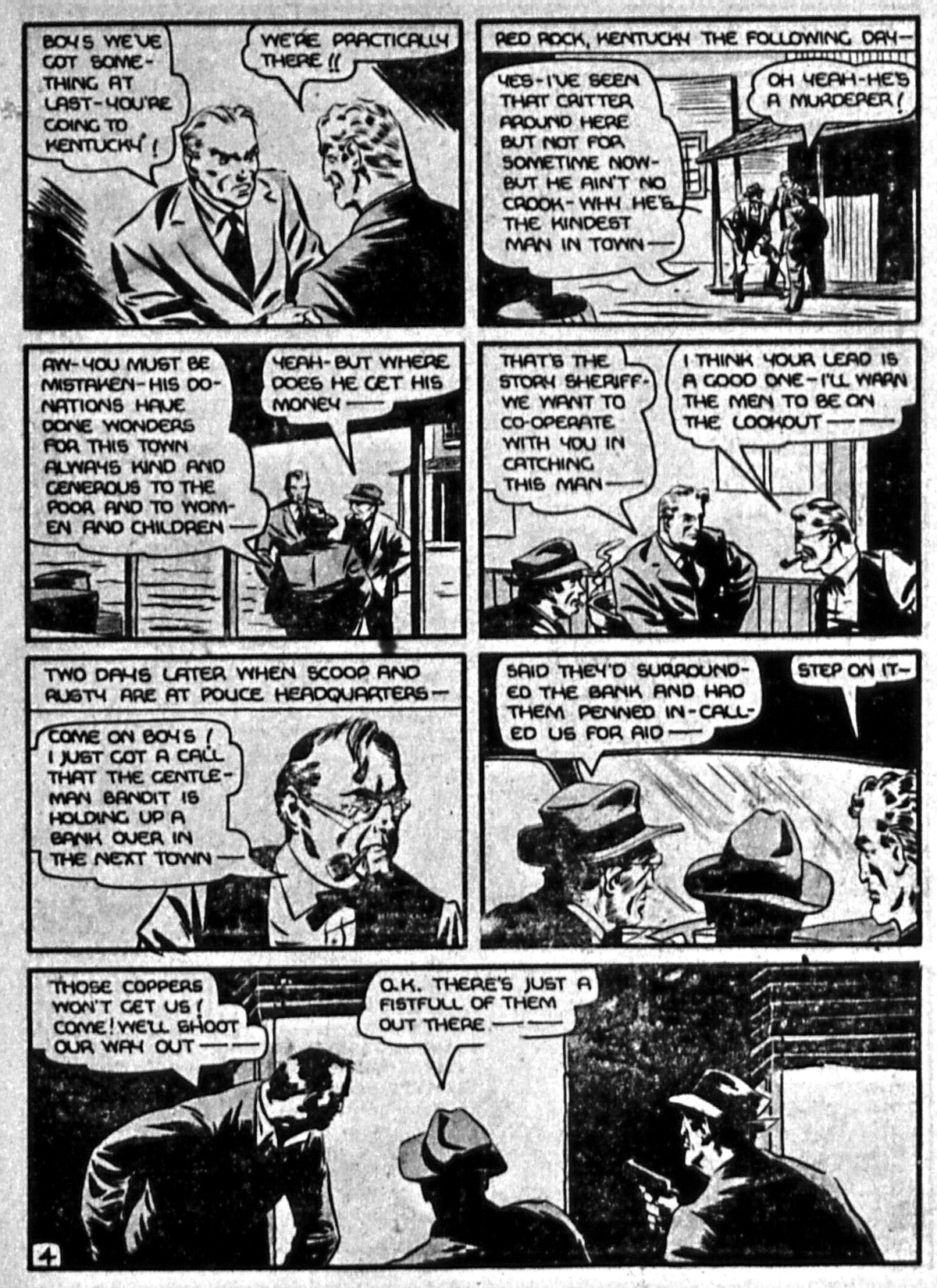 Read online Action Comics (1938) comic -  Issue #5 - 51