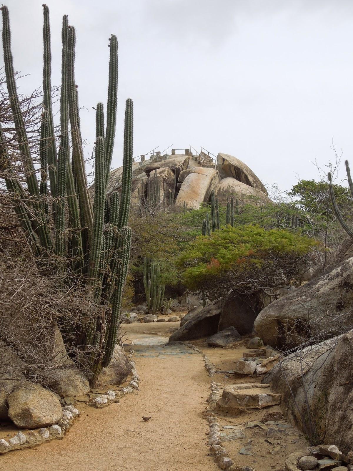 Casibari Rock Formations