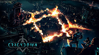 Crackdown 3 PS4 Wallpaper
