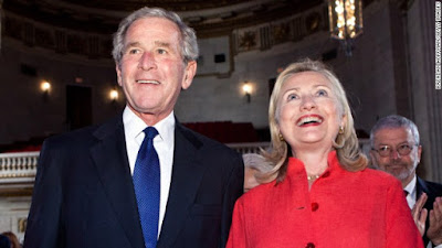Former US President George W. Bush officials endorse Hillary Clinton in open letter