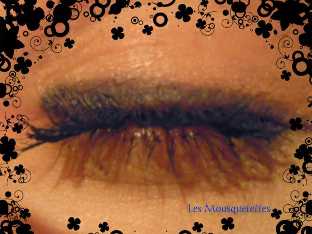 Make up Healthy Eyeliner Derm Eyes - Les Mousquetettes©
