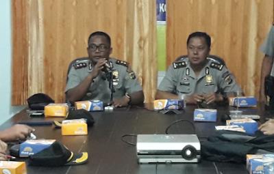 Rapat Aksistensi Revisi Pagu Edeal 2018, Digelar Polres Bolmong