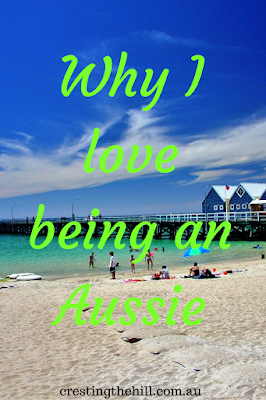 In honour of Australia Day (Jan 26th) here are a few great things about being Australian