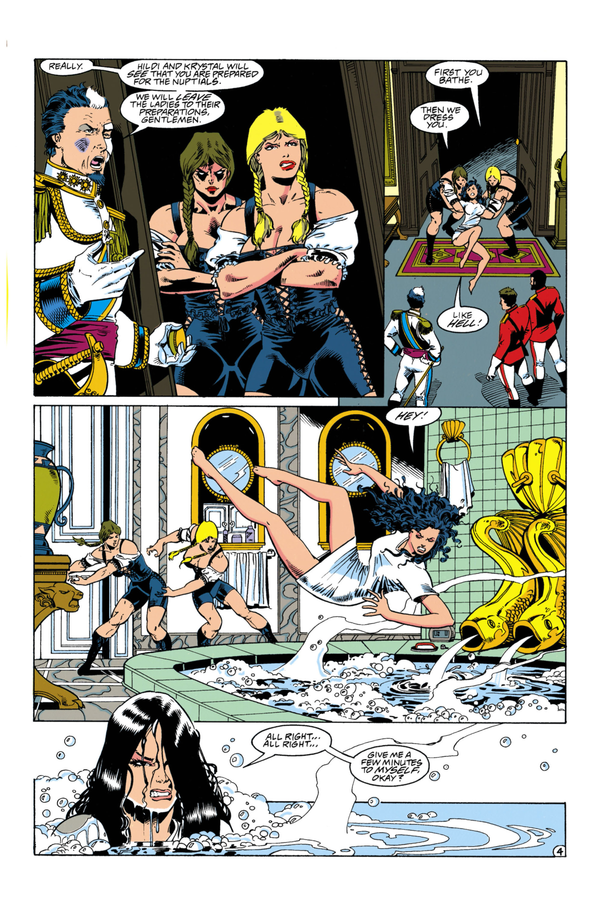 Catwoman (1993) Issue #18 #23 - English 5