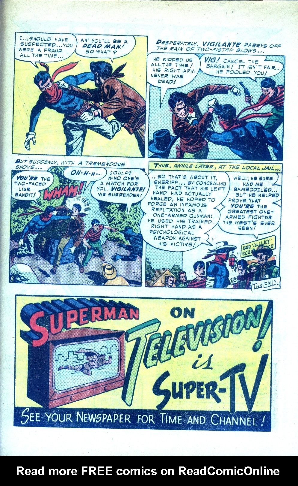 Read online Action Comics (1938) comic -  Issue #189 - 41