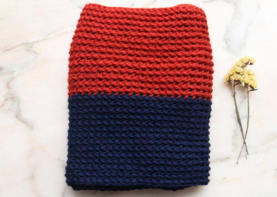 patron cuello crochet pretty anais