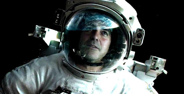 Gravity Movie 2013 George Clooney