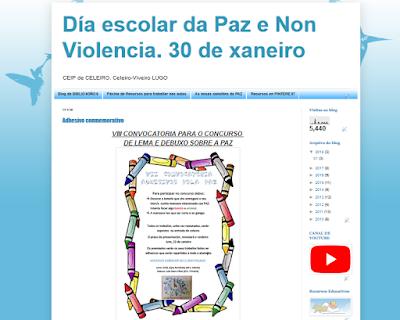 http://diaescolardapazenonviolencia.blogspot.com.es/